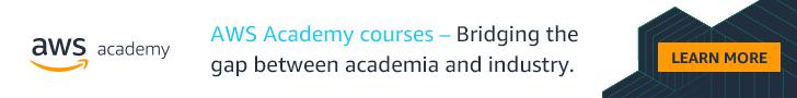 AWS Academy Digital Ad 728x90